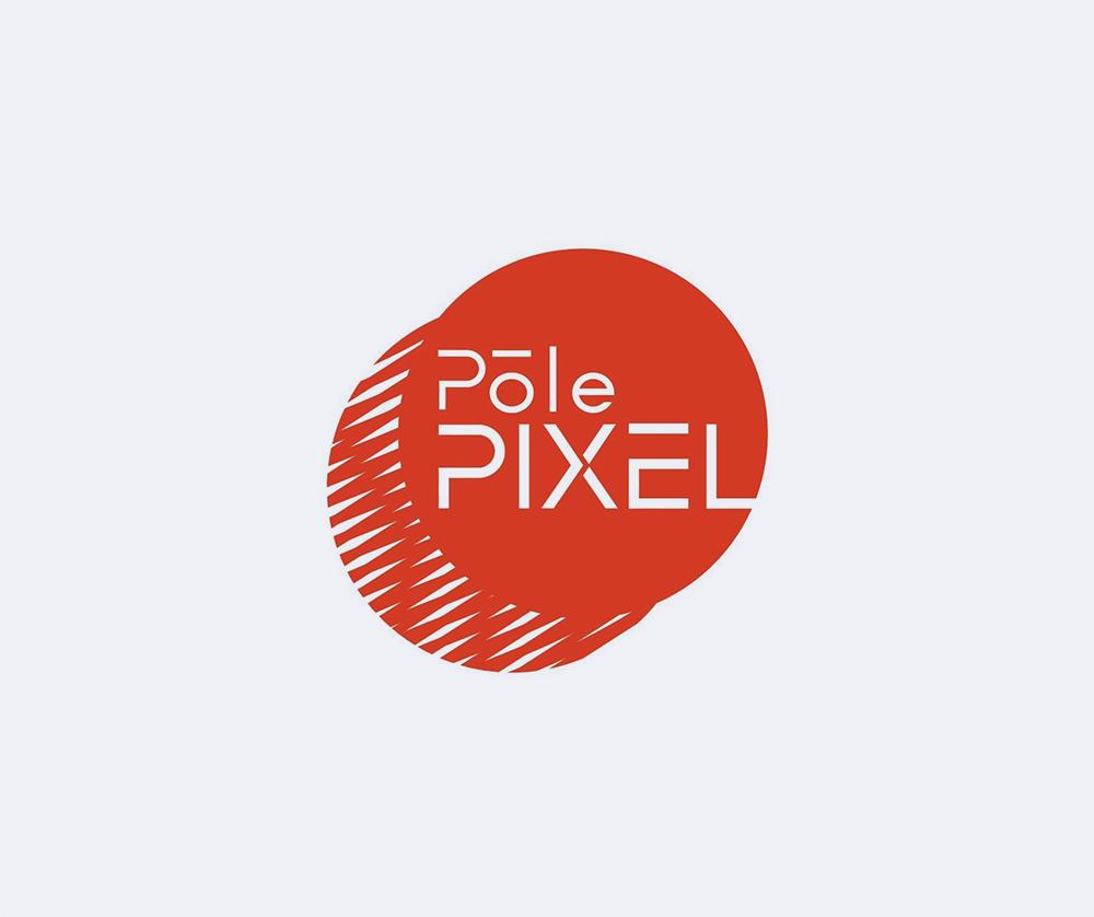 Logo Pôle Pixel